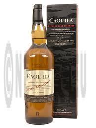 Caol Ila Natural Cask Strength 70cl 59.6% Islay Single Malt Whisky Ecosse