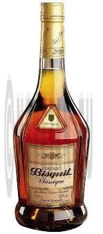 Cognac Bisquit Classique 1L 40%