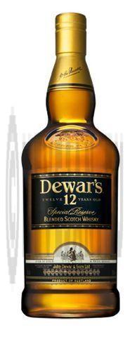 Dewar's 12 Ans d'age Special Reserve 70cl 40% Blended Whisky Ecosse