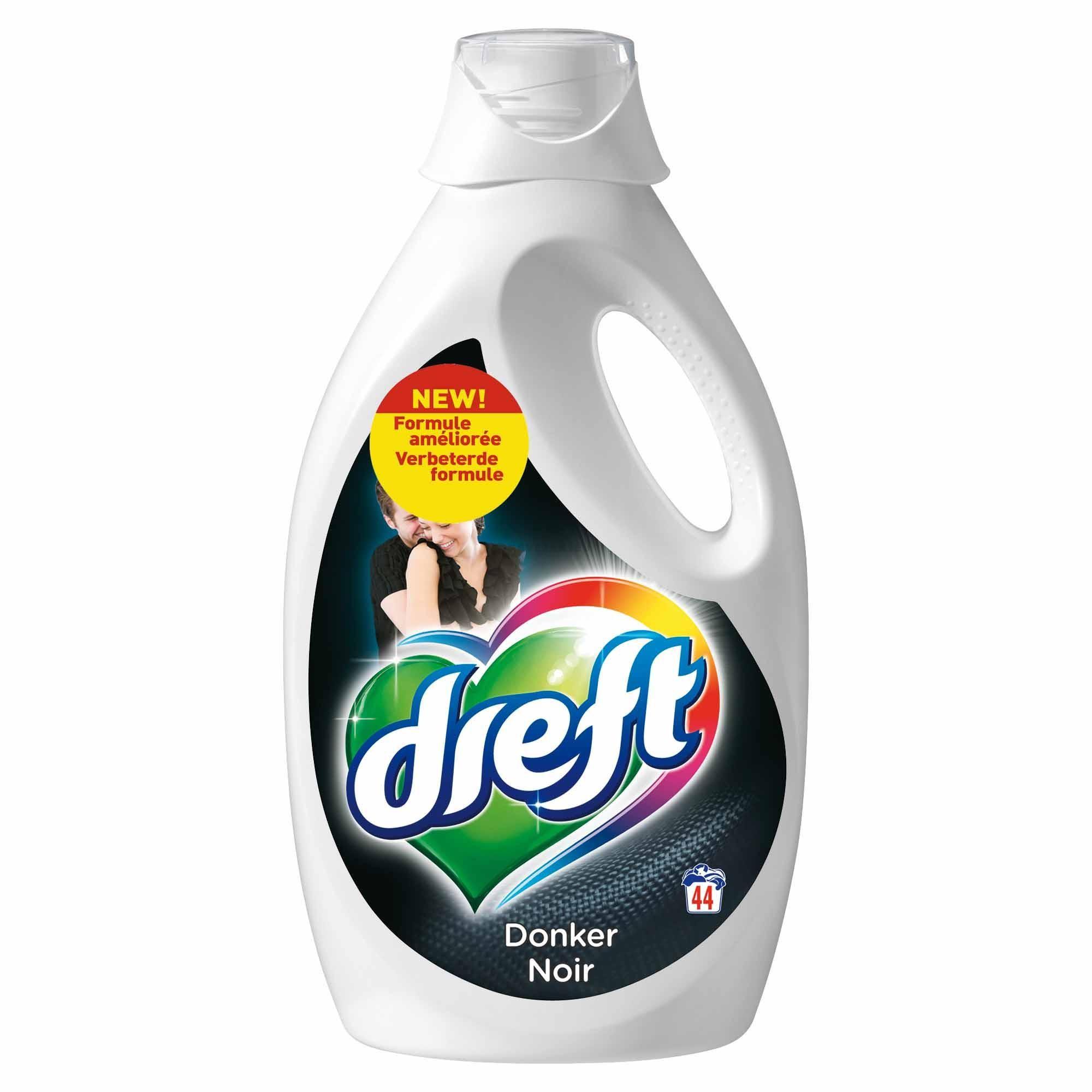 Dreft Dark lessive liquide 2.7L