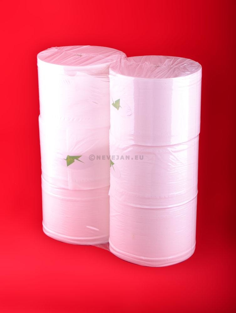 Toiletpapierrol met dop 100m 2laag Tissue 36rol