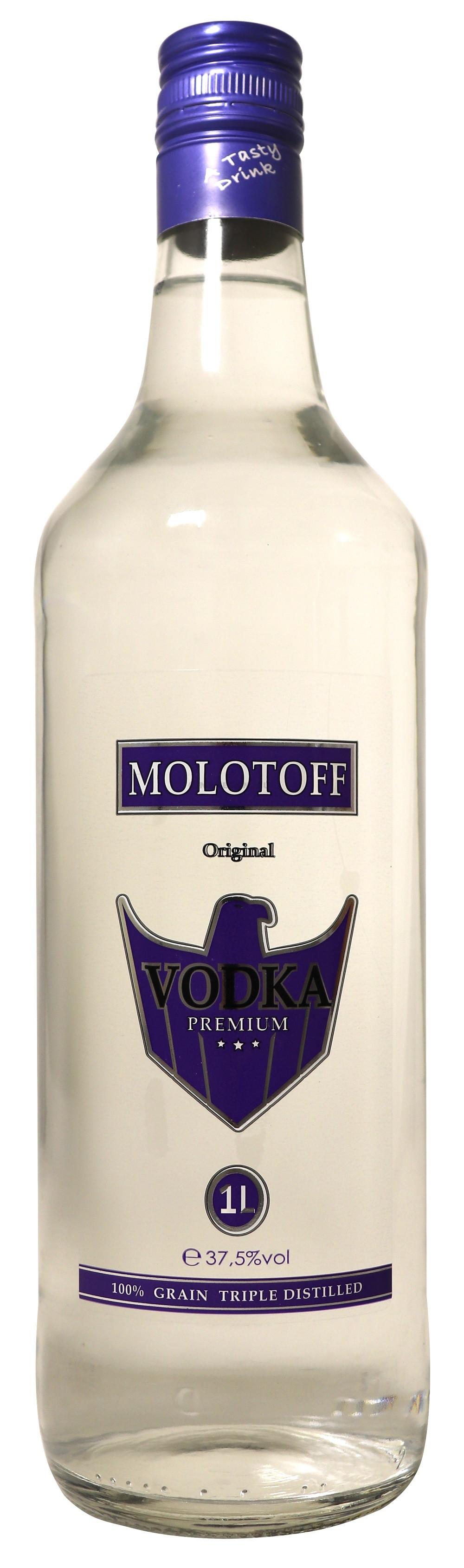 Vodka Molotoff 1L 37.5%