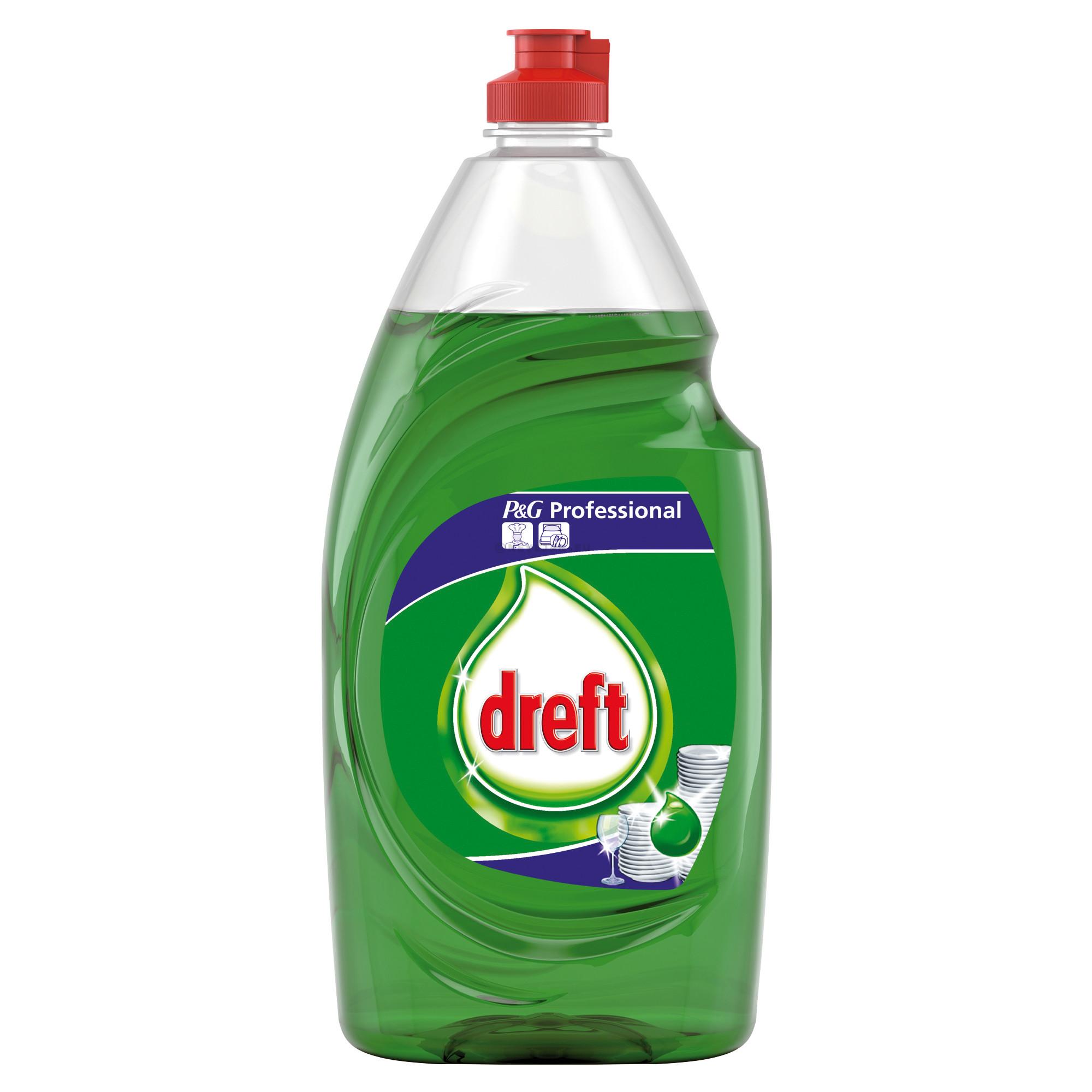 Dreft detergent vaisselle manuelle 1L P&G Professional