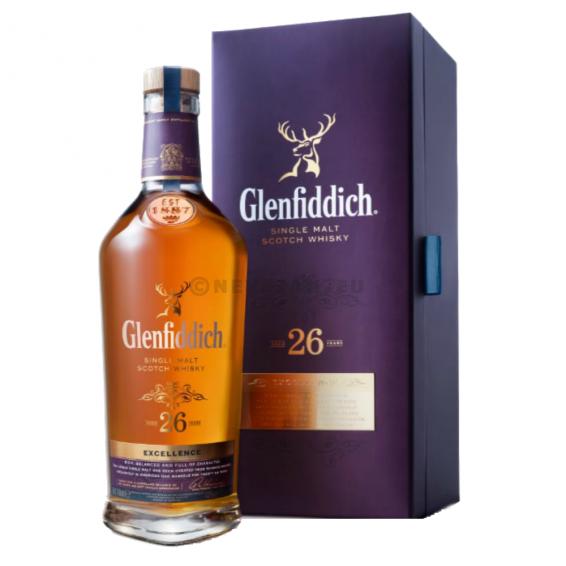 Glenfiddich 26 Ans d'Age 70cl 43% Speyside Single Malt Whisky Ecosse