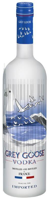 Vodka Grey Goose Original 70cl 40%