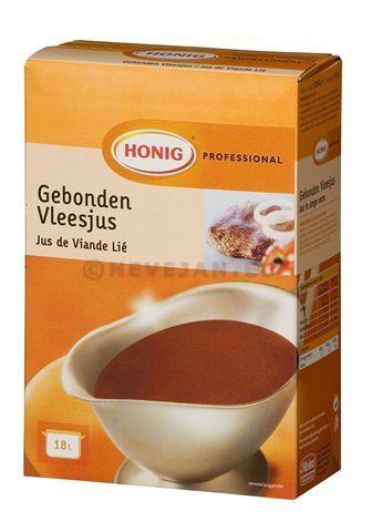 Honig sauce jus de viande lié 1080gr Professional