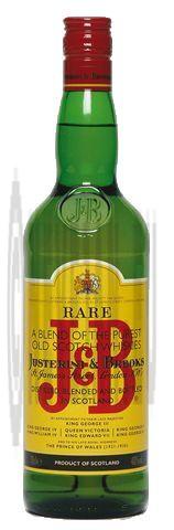 J&b 1l 40% scotch whisky