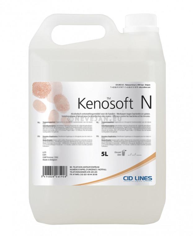 Keno Soft-N savon doux pour mains 5L CID Lines