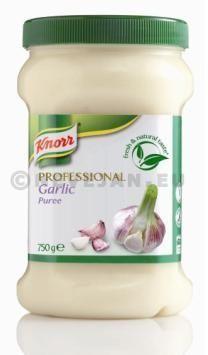 Knorr puree d'épices d'ail 750gr Professional
