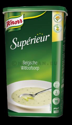 Knorr potage Superieur soupe Belge aux chicons 1.1kg