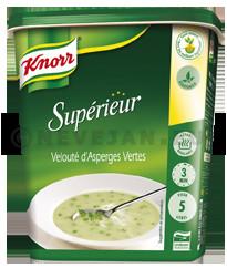 Knorrsoep Superieur vélouté asperges vertes 1.08kg