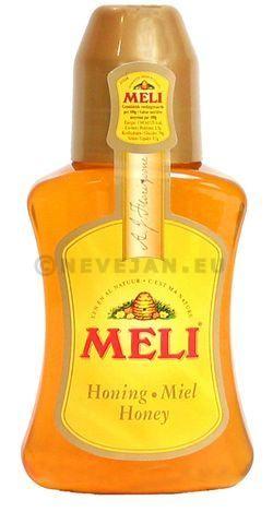 Meli miel liquide 350gr bouteille pincable