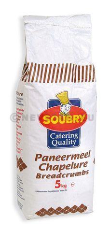 Chapelure 5kg Soubry