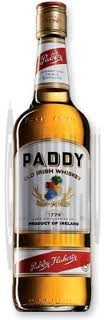 Paddy 70cl 40% Whiskey Irlandais