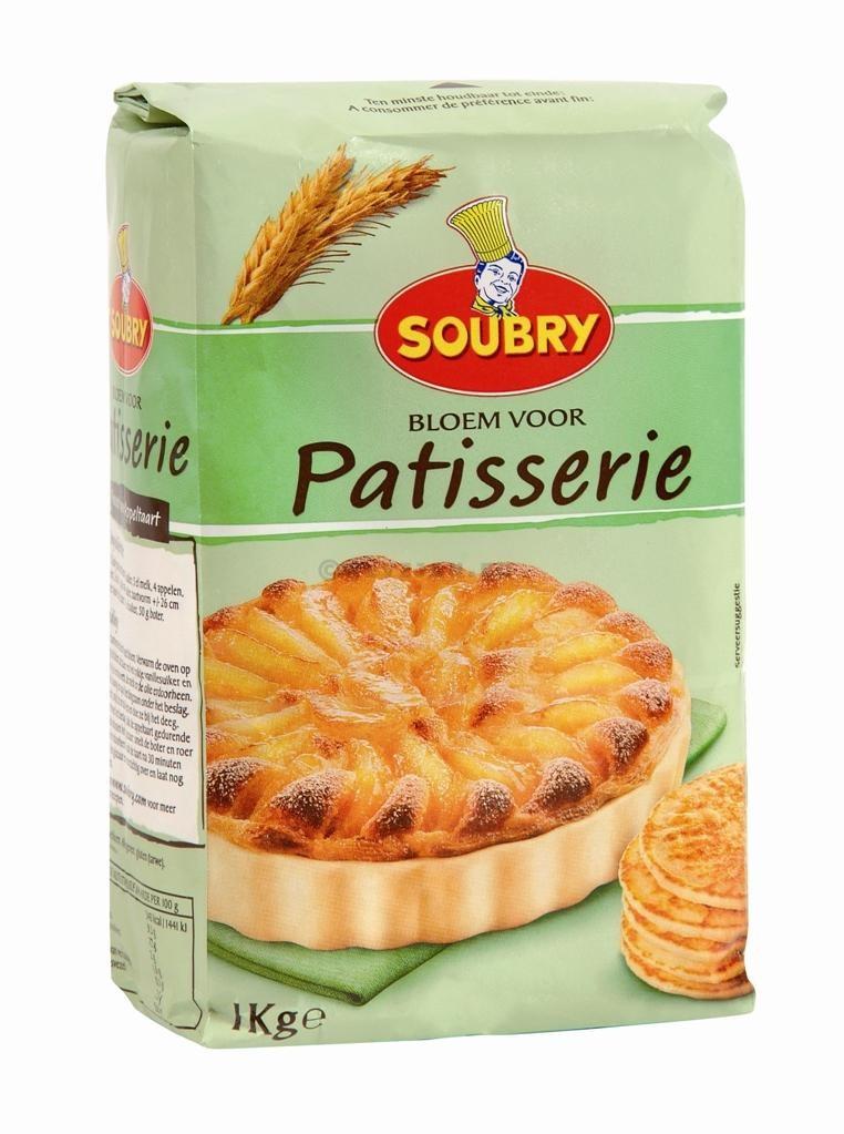 Soubry farine pour patisserie 1kg