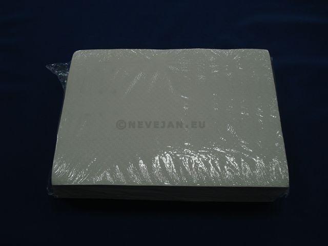 Placemats wit 30x40cm 1000st ref 84.44