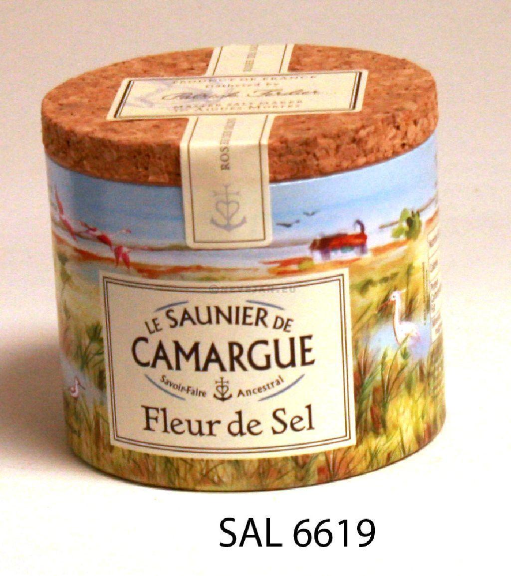 Fleur de sel 125gr Le Saunier de Camargue