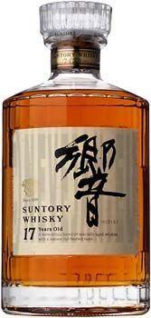 Suntory Hibiki 17 Ans d'Age 70cl 43% Blended Whisky Japonais