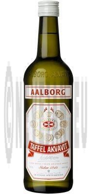 Taffel Aalborg Export Akvavit 70cl 38%