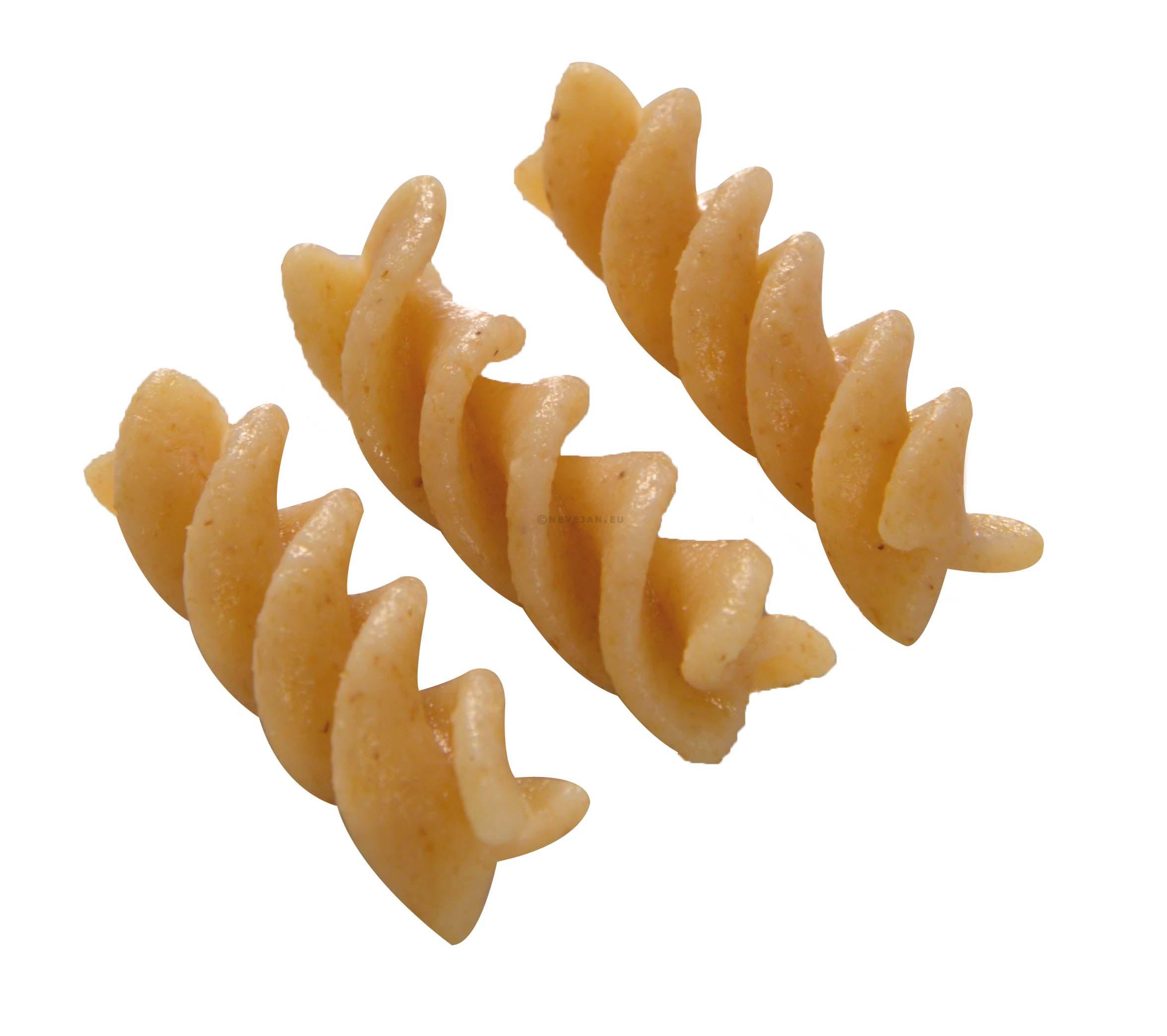 The Smiling Cook Fusilli Fusilli semoule de blé complet 4x2.5kg Pates Congelées D'Lis Food