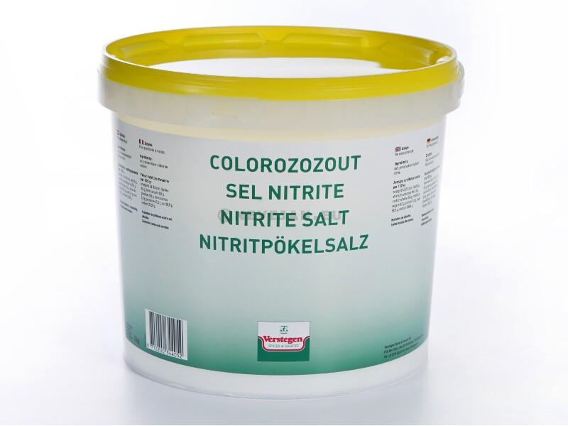 Verstegen sel nitrite 5kg seau