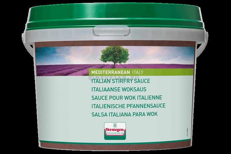 Verstegen sauce wok Italienne 2.7L seau