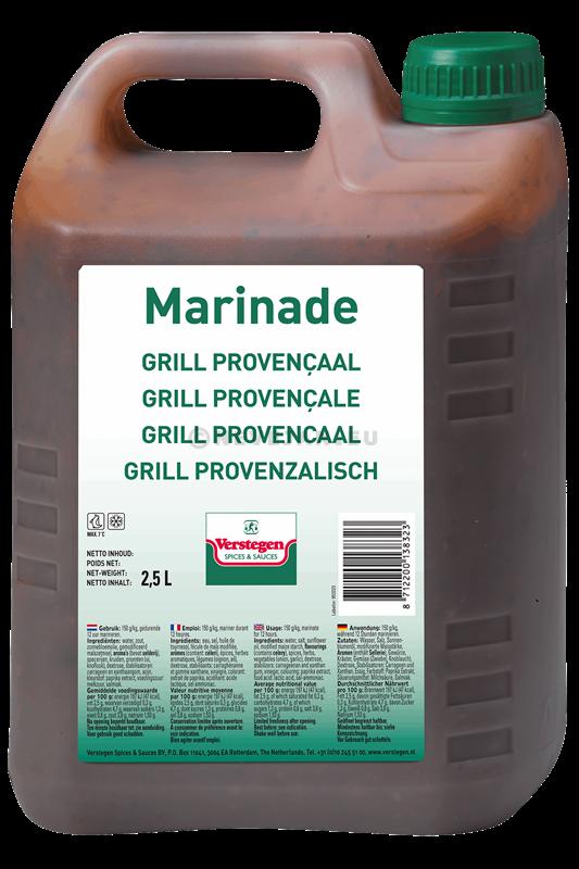 Verstegen marinade grill Provencale 2.5L