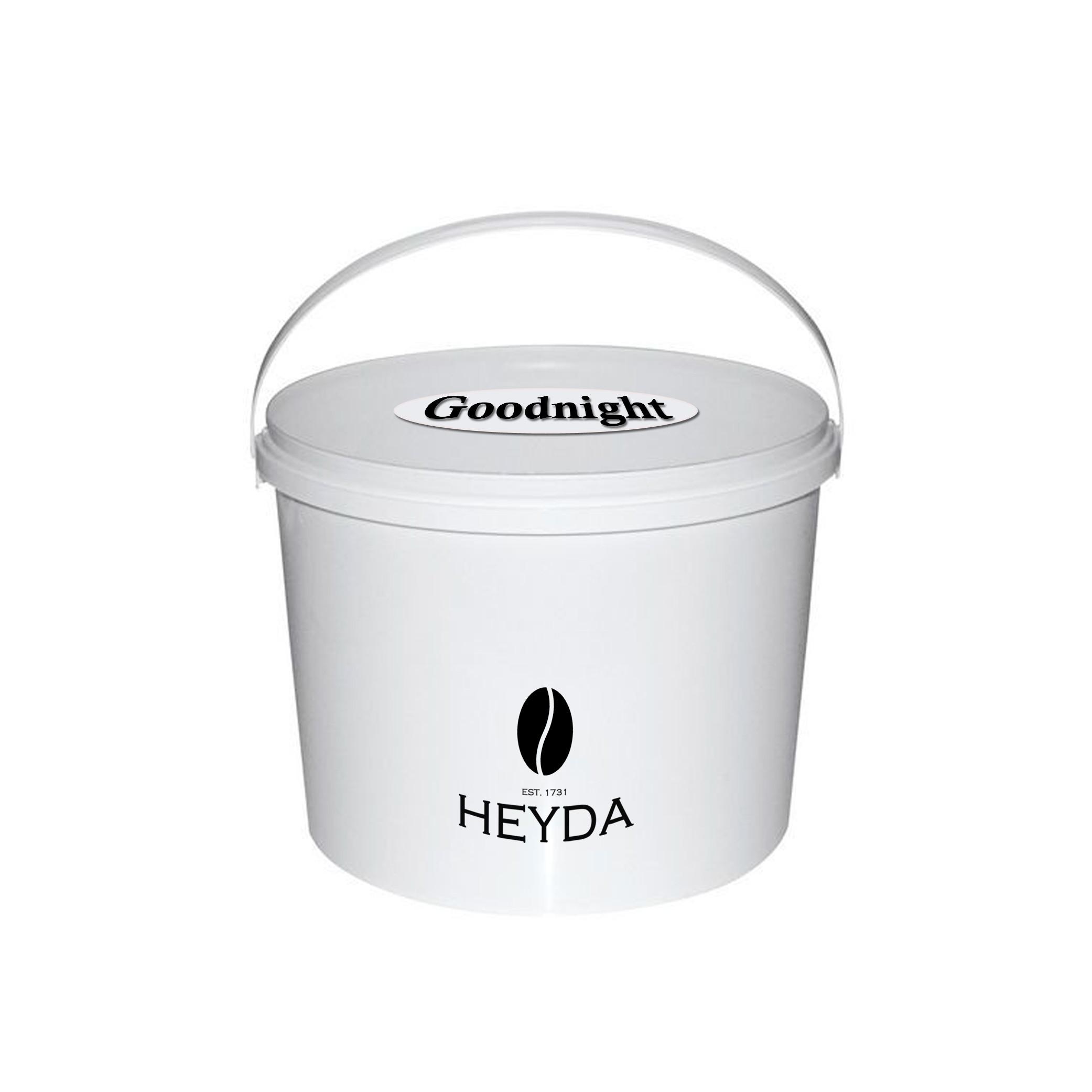 Heyda Goodnight café Decafeiné 4kg Grains (Koffie)