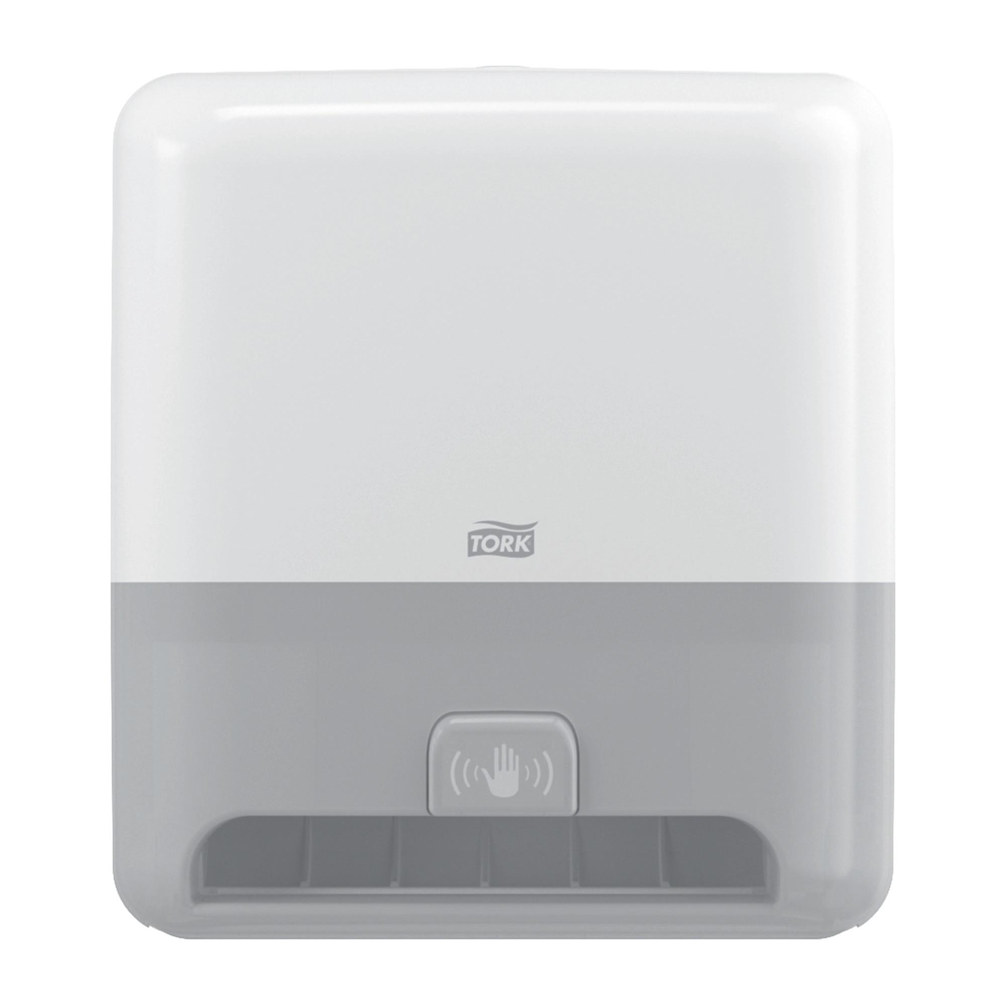Tork Matic Distributeur Blanc Intuition pour Essuie-mains rouleau 551100