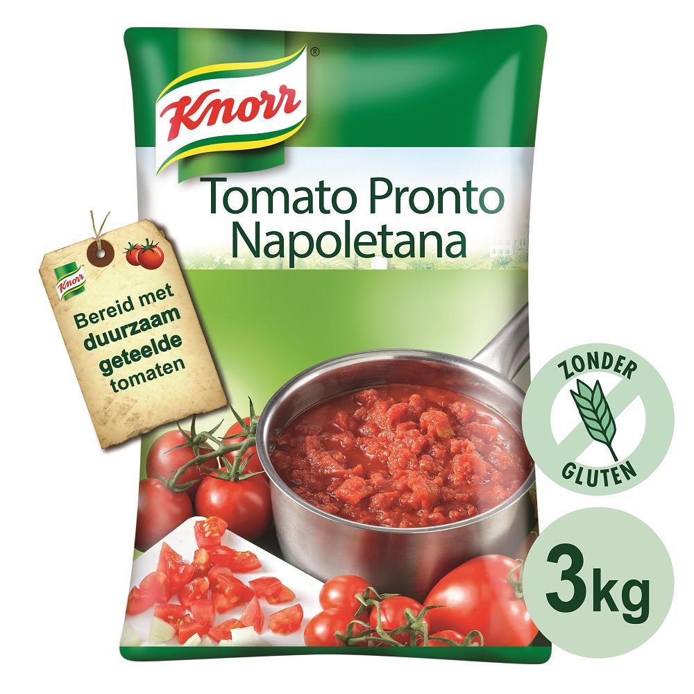 Knorr sauce Napoletana 3kg poche Collezione Italiana