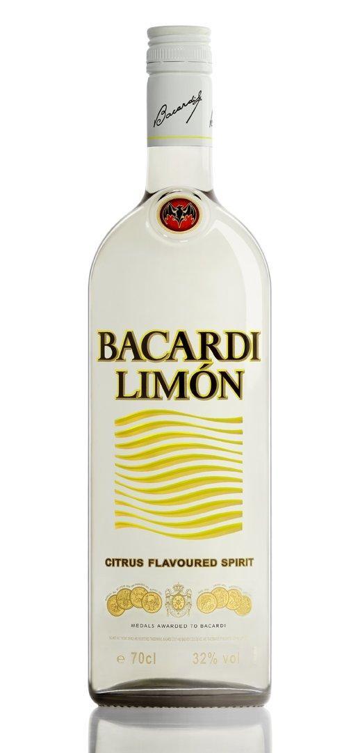 Rum Bacardi Limon 1 Liter 32%