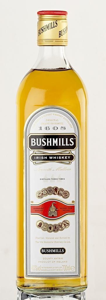 Bushmills original 70cl 40% irish whiskey