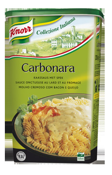 Knorr Mix pour Carbonara sauce 1.24kg