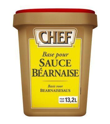 Chef sauce bearnaise poudre 960gr Nestlé Professional