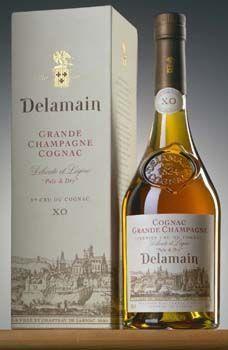 Cognac Delamain Pale & Dry X.O. 70cl 40% Grande Champagne
