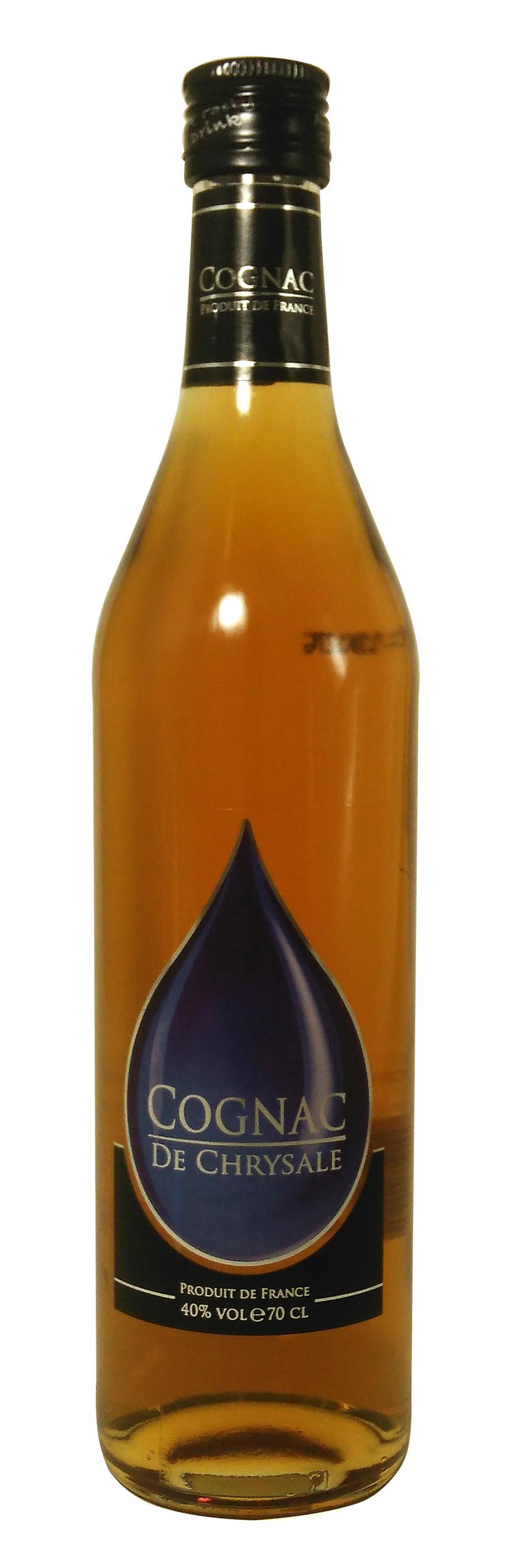 Cognac Chrysale 70cl 40% (Cognac)