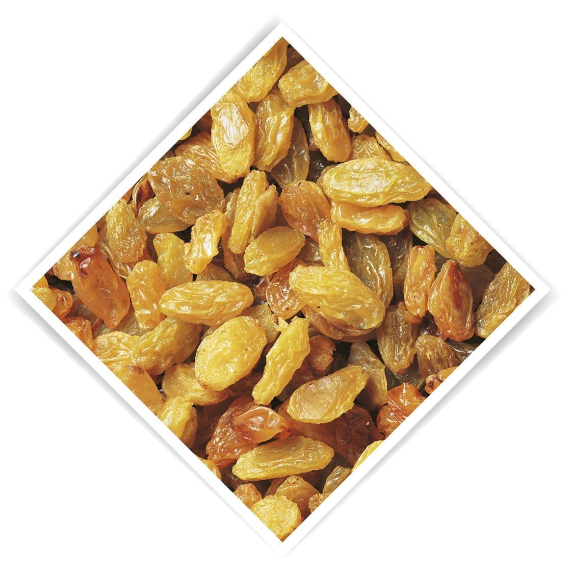Raisins sec jaunes/golden 2kg De Notekraker
