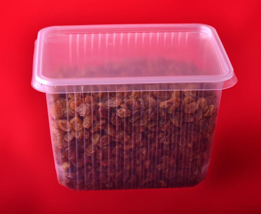 Raisins secs noir naturel 1kg Sultana