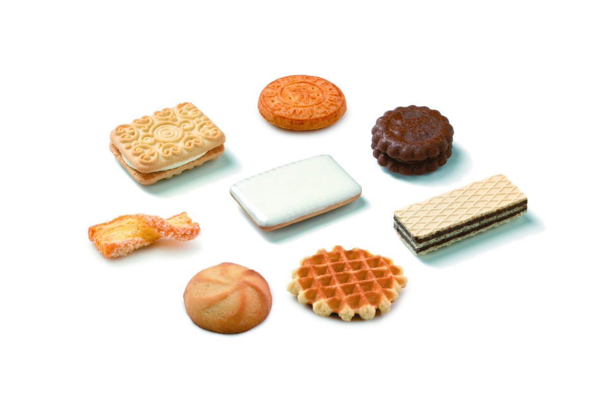 Biscuits Elite Festival assortiment 125pc Emballe Individuellement