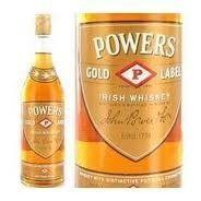 Powers Gold Label 70cl 40% Irish Whiskey