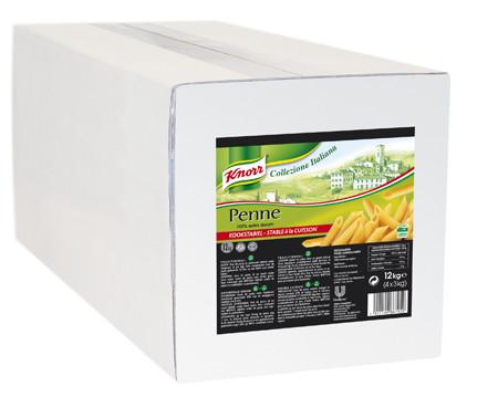 Knorr pates Penne 12kg pate stable a la cuisson Collezione Italiana