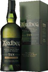 Ardbeg 10 Ans d'Age 70cl 46% Islay Single Malt Whisky Ecosse
