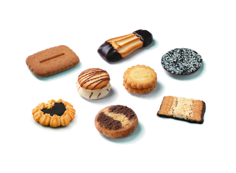 Biscuits Elite Magnum assortiment 8sortes 125pc