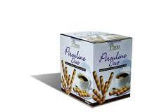 Pirou Pirouline Duo 120pc crepes roulées au chocolat