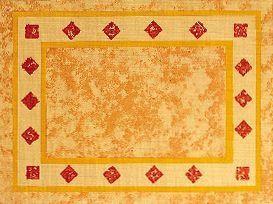 Sets de Table Palazzo Orange 31x42cm 500pc Lotus Professional