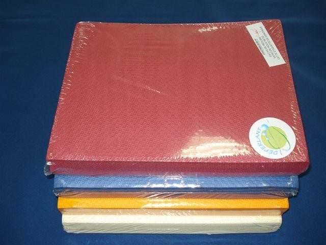 Placemats rood 30x40cm 500st ref 89.05