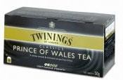 Thé Twinings Prince of Wales 25 sachets