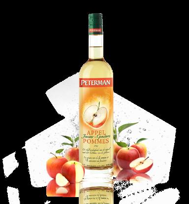 Peterman Genièvre Pomme 70cl 20%
