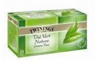 Thé vert Twinings Pure Green 25 sachets