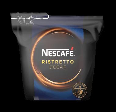 Nestlé Nescafé Cafe Ristretto Décaf 12x250gr Vending